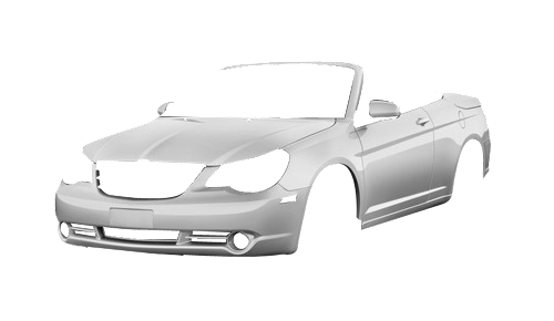 Цвета кузова Sebring Cabrio